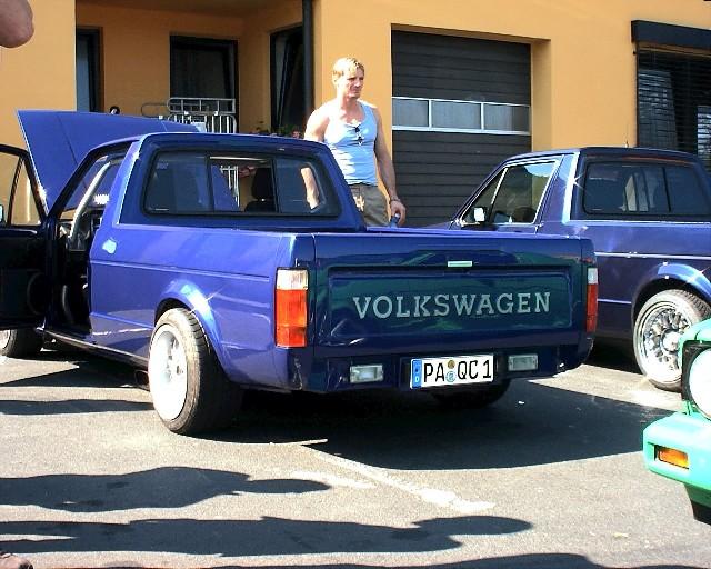 Single treffen oberhausen vw caddy